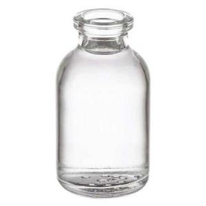 RLS 20ml Molded Clear Glass Serum Vials