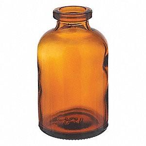 SGD Pharma 30ml Molded Amber Glass Serum Vials