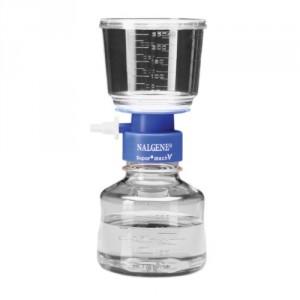 Nalgene MF75 Complete Sterile Filter, 250mL, 0.22um/50mm dia.