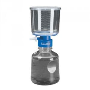 Nalgene MF75 Complete Sterile Filter, 500mL, 0.22um/50mm dia.