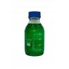 Hybex 500ml Glass Media Bottle (B3000-500)-5 Cap Color Options