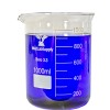 1000mL Low Form Graduated Glass Beakers by Med Lab Supply