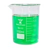 150 mL, Griffin, Low Form, Graduated Glass Beakers by Med Lab Supply