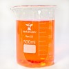 500ml Low Form Graduated Glass Beakers by Med Lab Supply
