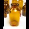 30ml RLS Amber Serum Autoclavable Vial