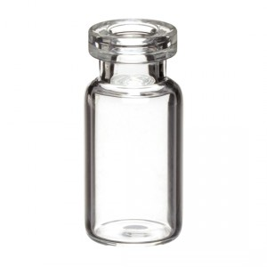RLS 5ml Tubular Clear Glass Serum Vials by Med Lab Supply
