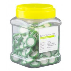 EZFlow Sterile Syringe Filter, PES 0.45um: 13mm, 25mm, & 33mm